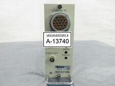 Nikon NVC6B-1V5YAN Camera Control Card NSR System Used Working