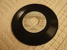 EDWIN STARR  PAIN/I'LL NEVER FORGET YOU   GRANITE 522 PROMO