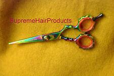 """5.5"""" Titanium Hairdressing Hair Scissors, Barber Shears J2 steel"""
