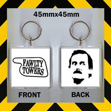 FAWLTY TOWERS - BASIL FAWLTY - KEYRING