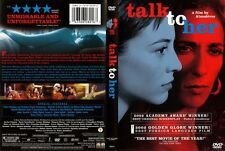 Talk to Her (Hable con Ella) (Dvd, 2003)