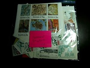 1.0 OUNCES SWEDEN UNUSED CATALOG VALUE $1.00 TO $10.00