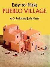 Cut & Assemble Pueblo Village: An Easy-to-Make Paper Model (Dover Children's Ac