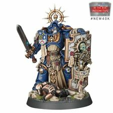 Warhammer 40k Indomitus Primaris Space Marines Captain Capitaine
