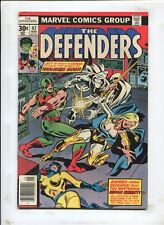 """DEFENDERS #47 - """"NIGHT MOVES!"""" - (7.0) 1977"""