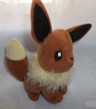 "Pokemon Eevee Plush 6"" tall,  from classic Pokemon"