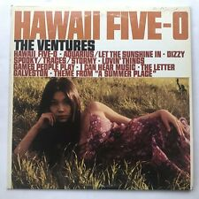 Ventures Hawaii Five-O LP VG++/NM Pristine Vinyl Stereo Surf Hot Rod Dick Dale
