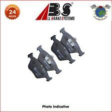 Kit plaquettes de frein Abs arrière FIAT ARGENTA 132 131 125 124 X LANCIA BETA