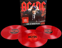 AC/DC - Live at River Plate [New Vinyl LP] Holland - Import