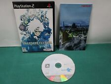 PlayStation2 -- Tales of Legendia -- PS2. JAPAN GAME!! 43245