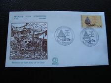 ANDORRE (francais) - enveloppe 1er jour 23/6/1990 (encensoir) (cy63) andorra (R)