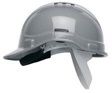 Scott HC300 Vented Safety Helmet Hard Hat With Sweatband - Terylene Cradle GREY