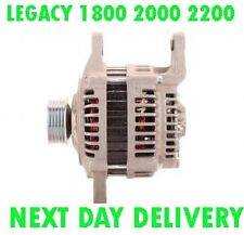 SUBARU LEGACY 1800 2000 2200 Saloon 1989 1990 1991 1992 & GT 1994 rmfd ALTERNATORE