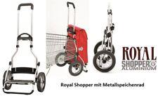 Andersen royal cabas châssis metallspeichenrad caddie Achats trolley