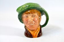 Vintage Royal Doulton Arriet Small Toby Jug Mug Made In England