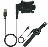 USB Data Charging Cradle Charger für Garmin Fenix 3 HR/Fenix 3/Quatix 3 Watch DE