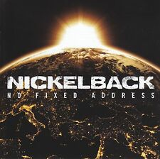 NICKELBACK - NO FIXED ADDRESS CD ~ CHAD KROEGER~FLO RIDA *NEW*