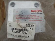 *NEW* BOSCH / REXROTH PNEUMATIC ROD CARTRIDGE KIT , R434001367