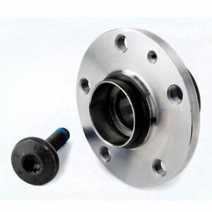 Rear Hub Wheel Bearing Kit Inc ABS Ring For VW Touran (2003-2015)