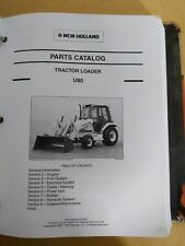 New Holland Tractor Loader U80 Parts Catalog
