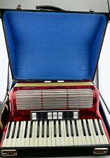 "Akkordeon Hohner "" TANGO III M "" Vintage accordion 120 Bässe GUTER ZUSTAND"