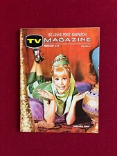 "1967, I Dream of Jeannie (Barbara Eden), ""TV Magazine"" (Scarce)"