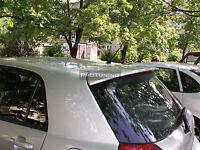 For Toyota Corolla E12 TAILGATE TRIM REAR ROOF SPOILER back door boot lip TRD