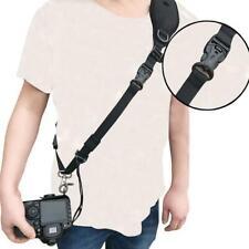 Camera Neck Strap Quick Single Shoulder Belt Sling for SLR/DSLR Nikon Canon Sony