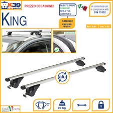5 Porte a Partire da 13 Barre Portapacchi VDPKING1 compatibili con Jaguar XF Sportbrake