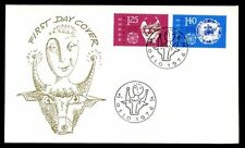 Norway 1976 Europa FDC Cover #C6624