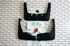 GENUINE Vauxhall INSIGNIA - FRONT & REAR SET OF MUDFLAPS / SPLASH GUARDS - NEW