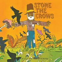 STONE THE CROWS - STONE THE CROWS   VINYL LP NEU