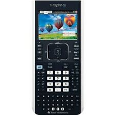 Texas Instruments Nspire CX Graphic Calculator With Touchpad N3TBL1E1