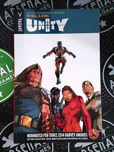 Unity: To Kill A King Volume 1 2014 Valiant Comics TPB 2nd Printing NM 9.4