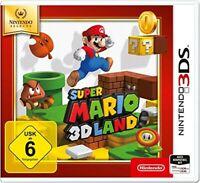 Nintendo 3DS Spiel - Super Mario 3D Land #Nintendo Selects DE/EN mit OVP