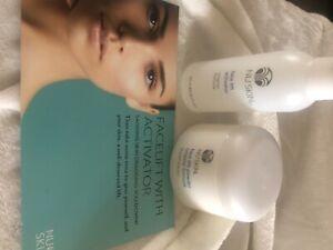 nu skin face lift activator & face lift powder