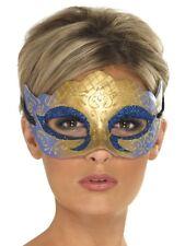 Venetian Eyemask Ladies Colombian Farfalla Fancy Dress Glitter Eye Mask Accessor