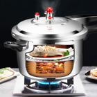 5.3 Qt Pressure Cooker Aluminium Alloy Kitchen Electric/Gas Stove Cookware 22CM