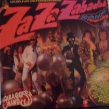 Saragossa Band Za za zabadak-50 tolle Fetzer [LP]
