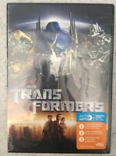 Transformers Trilogy (First 3 Movies) 3 Individual DVD's