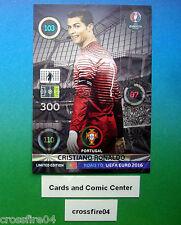 Panini Adrenaly Road to UEFA EURO 2016 Limited Edition Christiano Ronaldo
