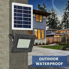 80LED Lawn Lamp Solar Power Remote Control Waterproof Outdoor Landscape Light
