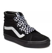 Vans Check Wrap Black/Black UK size 6