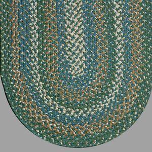 Colonial Joseph's Coat Braided Rug - 705