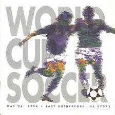 #2834-7 FD Program 29c/50c World Cup Stamp/SS