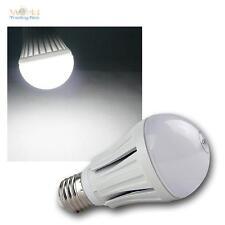 LED-Glühlampe E27 G50 SMD kaltweiß 510lm, Glühbirne E 27 Leuchtmittel 230V Birne