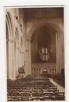 Ripon Cathedral Nave, Judges 24722 Yorkshire Postcard, A901