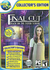 Final Cut: Death on the Silver Screen Collectors Edit PC. Free shipping