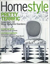 Homestyle Magazine April 2001 Home Style Pretty Terrific Southern Comforts