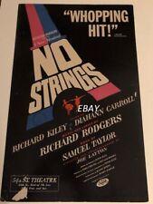 1962 No Strings